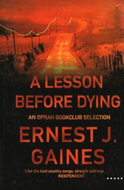 Ernest J. Gaines' 1993 novel, A Lesson Before Dying, won the National Book Critics Circle Award for fiction and was nominated for the Pulitzer Prize. In 2004, he was nominated for the Nobel Prize in Literature.