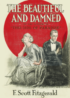 The_Beautiful_and_Damned_first_edition_cover