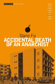 accidental death of an anarchist analysis