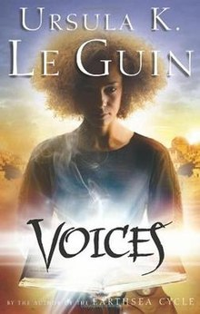 220px-Ursula_K._Le_Guin_''Voices''_2006_cover