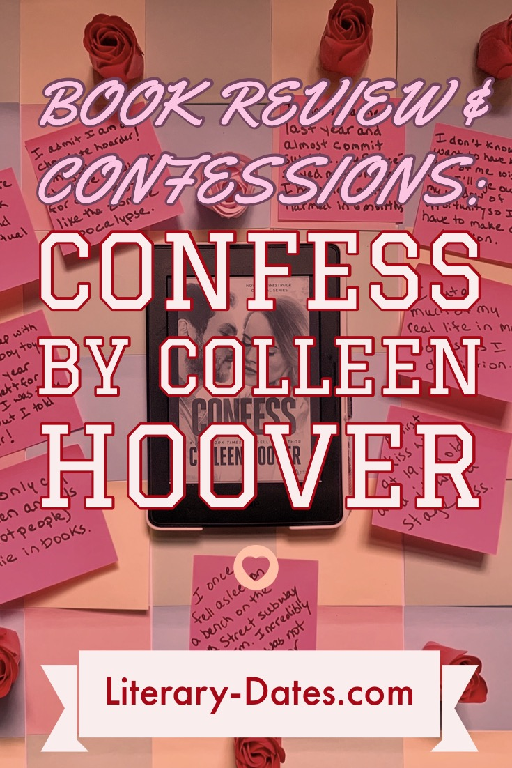 Book Review & Dallas Tour: Confess by Colleen Hoover
