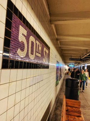 50th Street subway station
