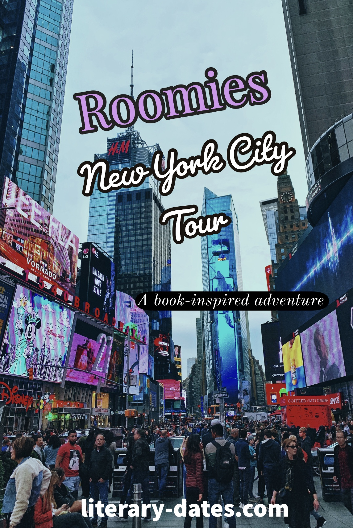 Times Square, Roomies New York City Tour