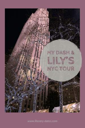 Dash & Lily's Book of Dares NYC Tour