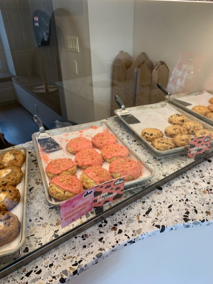 Cookies at Chip NYC