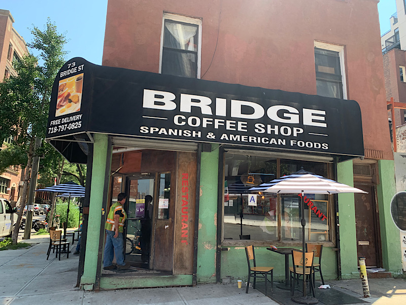 Bridge Street Coffee Shop
