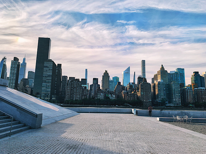 Franklin D. Roosevelt Four Freedoms State Park seen during my Everywhere, Always tour