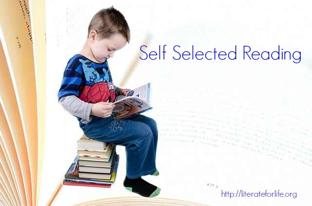 Image result for self selected reading