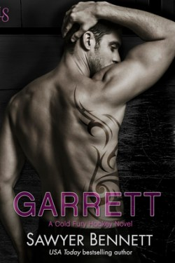 Garrett (Carolina Cold Fury Hockey #2) by Sawyer Bennett