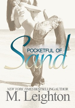 * POCKETFUL OF SAND by M. LEIGHTON * BOOK REVIEW * NEW RELEASE * GIVEAWAY * BLOG TOUR *