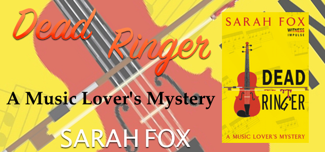 *Promo Post* Dead Ringery by Sarah Fox