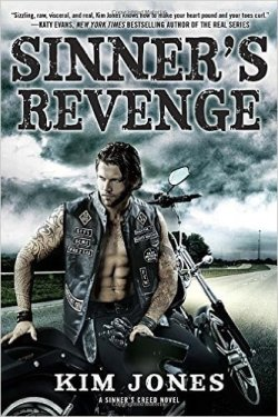* NEW RELEASE * SINNER'S REVENGE (Sinner's Creed book 2) by KIM JONES * Book Review * Blog Tour *