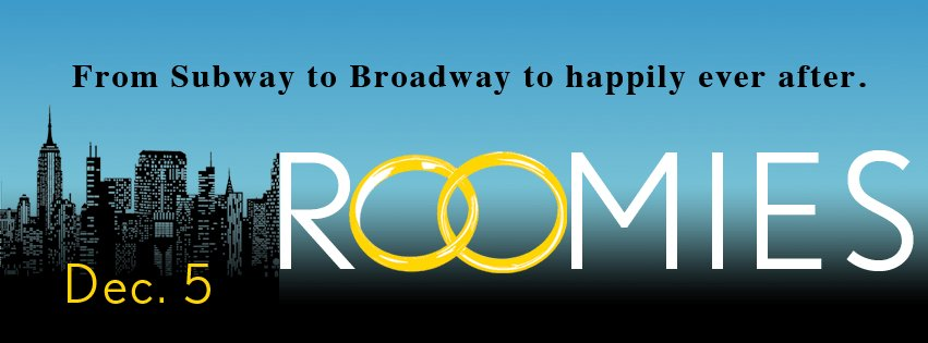 * Happy Release Day Christina Lauren * Roomies by Christina Lauren is Live! * Book Review *