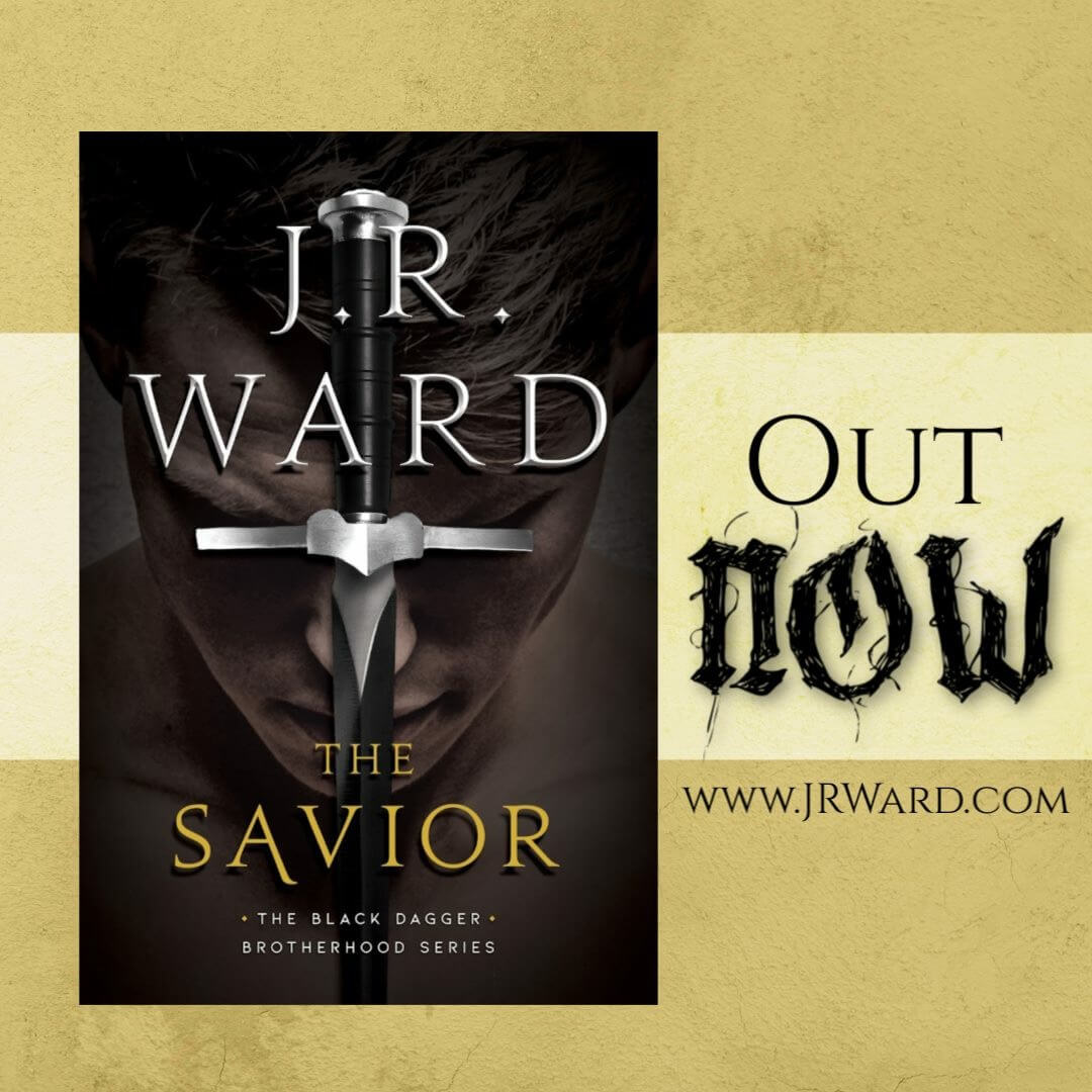 The Savior (Black Dagger Brotherhood series, #17) by JR Ward * 5 Star Book Review
