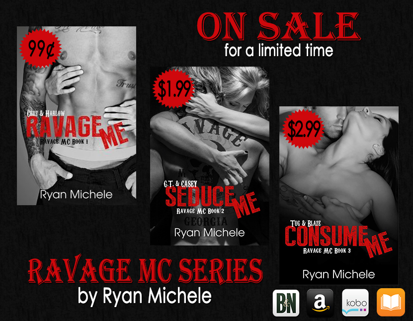 Ravage MC Sale Graphic