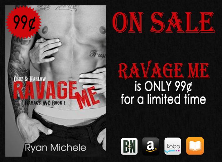 Ravage Me Sale Graphic