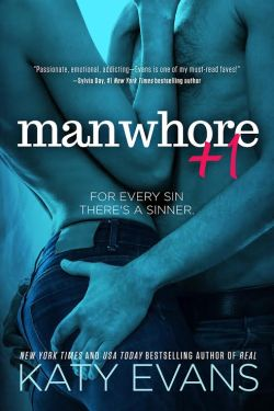 Manwhore +1 by Katy Evans * Review * Excerpt