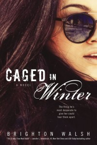 caged in winter cover