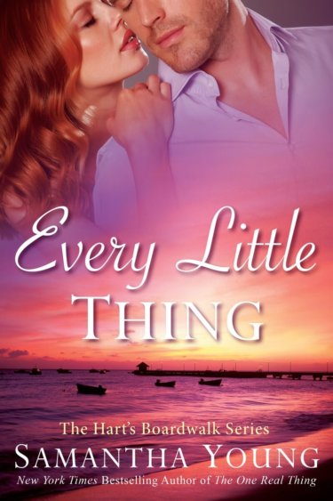 COVER REVEAL: Every Little Thing by Samantha Young