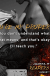 * TEASER * Reaper's Fire (Reaper's MC book 6) by Joanna Wylde * Are you Ready? * Coming Soon *