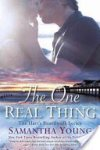 The One Real Thing by Samantha Young * Review & PB Giveaway