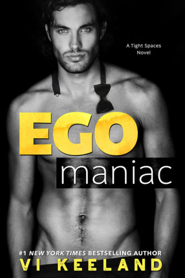 EGOMANIAC by Vi Keeland * Review Tour * 5 Stars