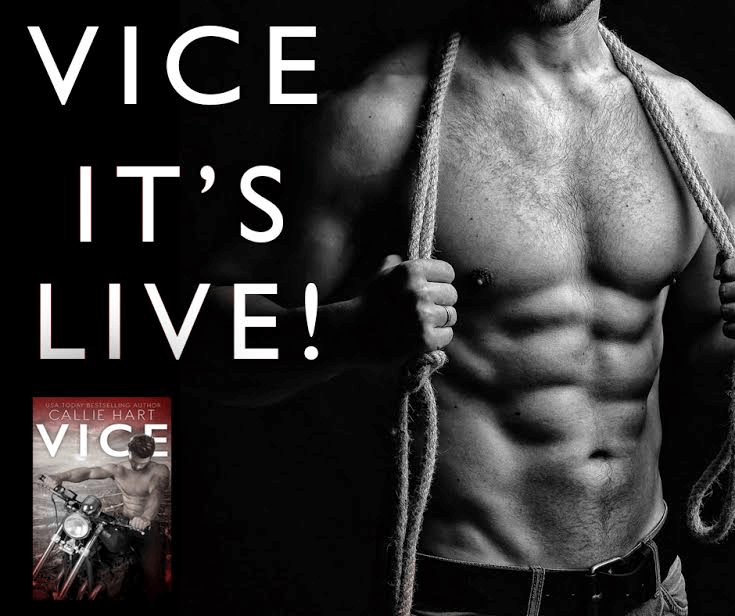 * It's Live * VICE by Callie Hart * Release Day *