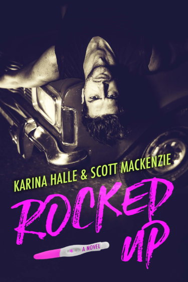 COVER REVEAL: Rocked Up by Karina Halle and Scott Mackenzie