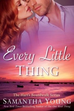 Every Little Thing by Samantha Young * Release Week * 5 Star Review * Amazing PB Giveaway