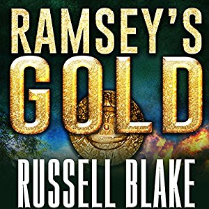 *Have You Heard? * Audiobooks For Your Listening Pleasure* Ramsey's Gold by Russell Blake