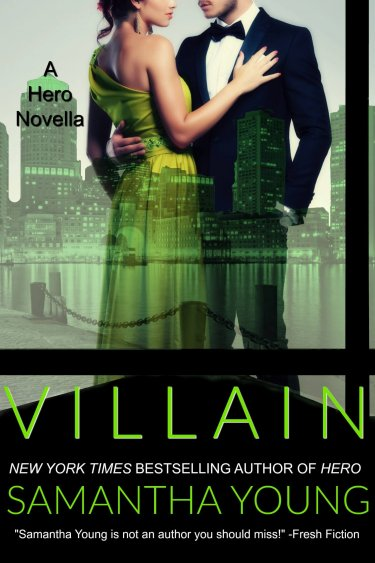 Villain by Samantha Young * New Release * Blog Tour * Review * Excerpt