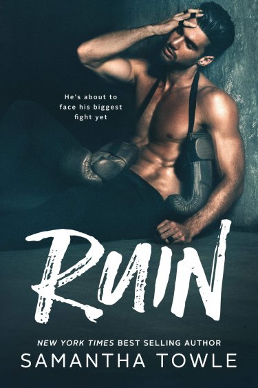 Ruin by Samantha Towle * Release Week Review