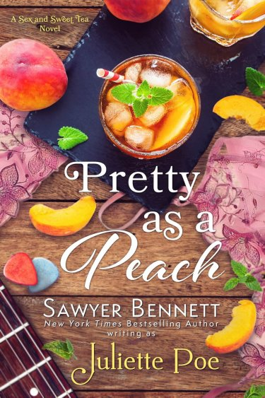 Pretty as a Peach by Juliette Poe * New Release * Blog Tour * Review * Excerpt