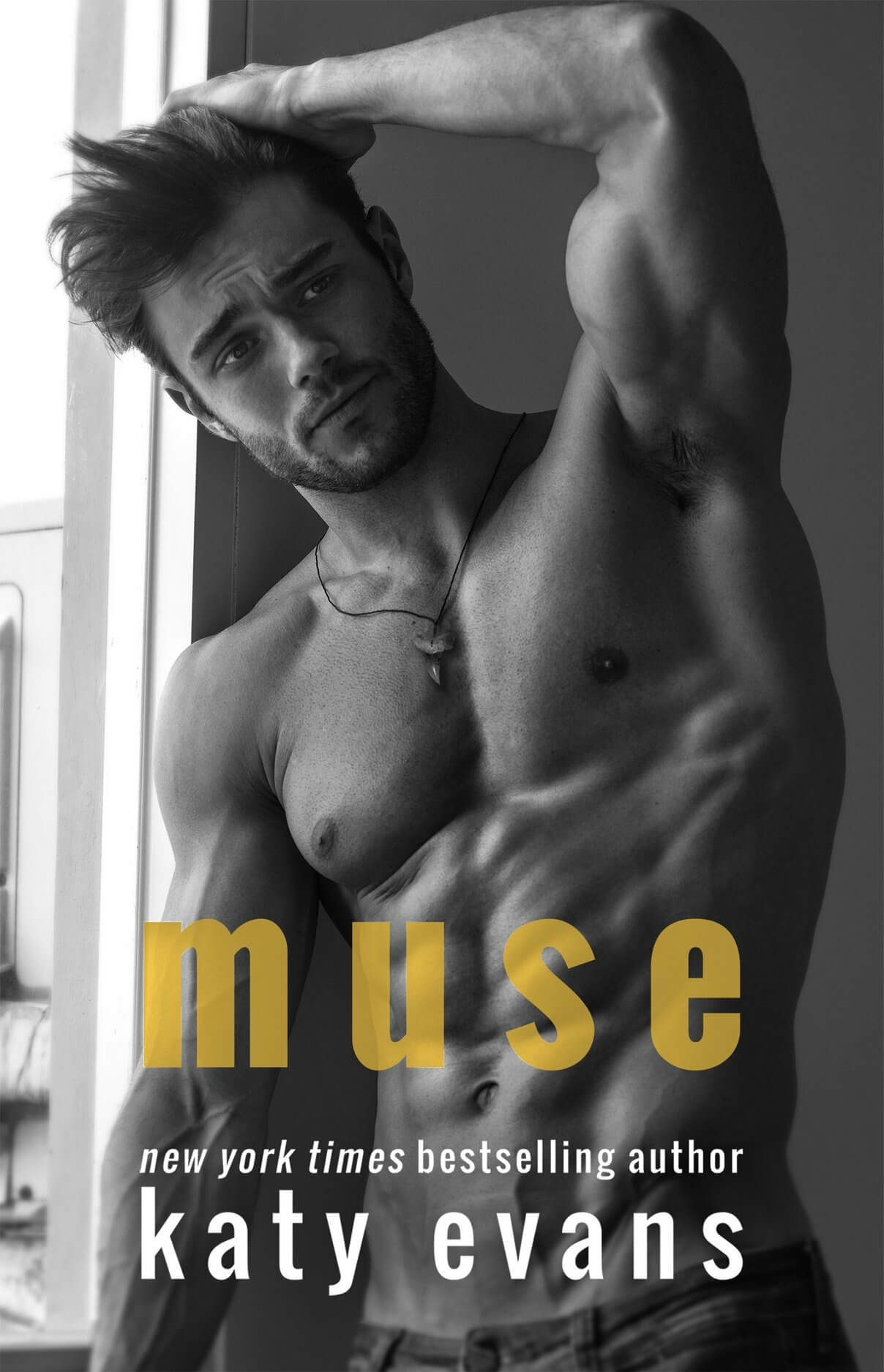 * Cover Reveal & Pre-Order Links * Muse by Katy Evans * Coming September 14th *