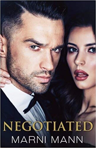 Release Blitz * Negotiated by Marni Mann * Book Review