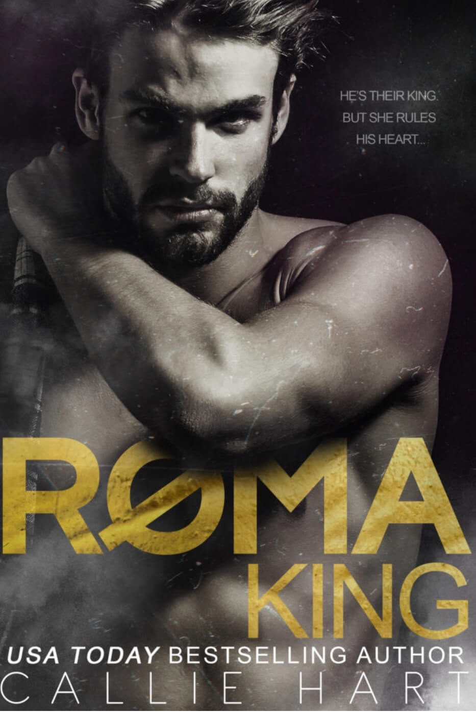 * Cover Reveal * Roma King by Callie Hart * Coming September 24th *