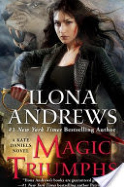 Magic Triumphs by Ilona Andrews