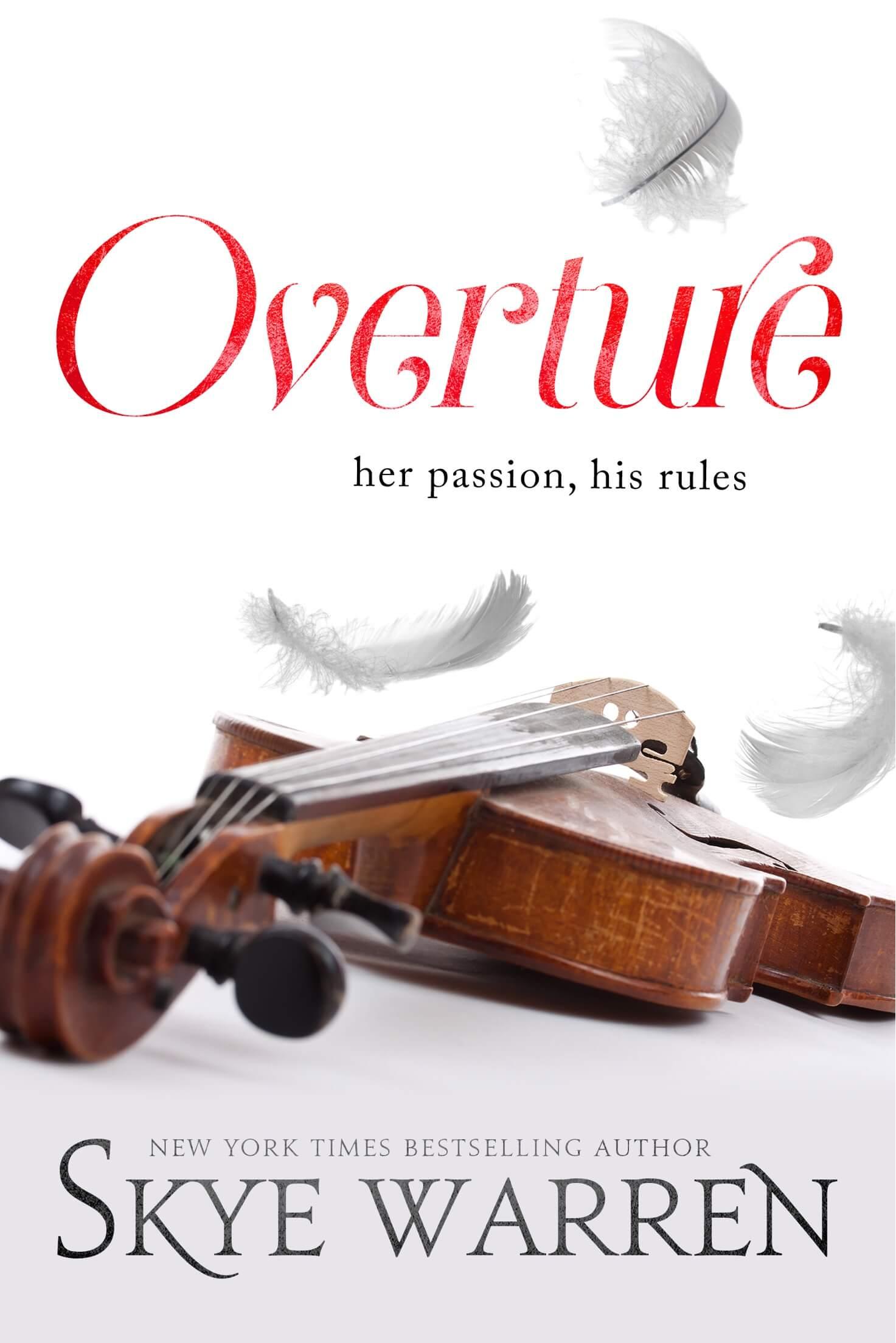 Blog Tour * Overture (North Security book 1) by Skye Warren * Excerpt * Book Review