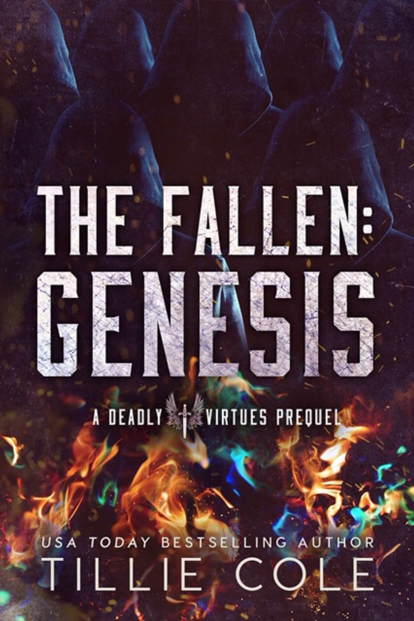 Cover Reveal * The Fallen: Genesis (a Deadly Virtues prequel) by Tillie Cole * Coming May 29th