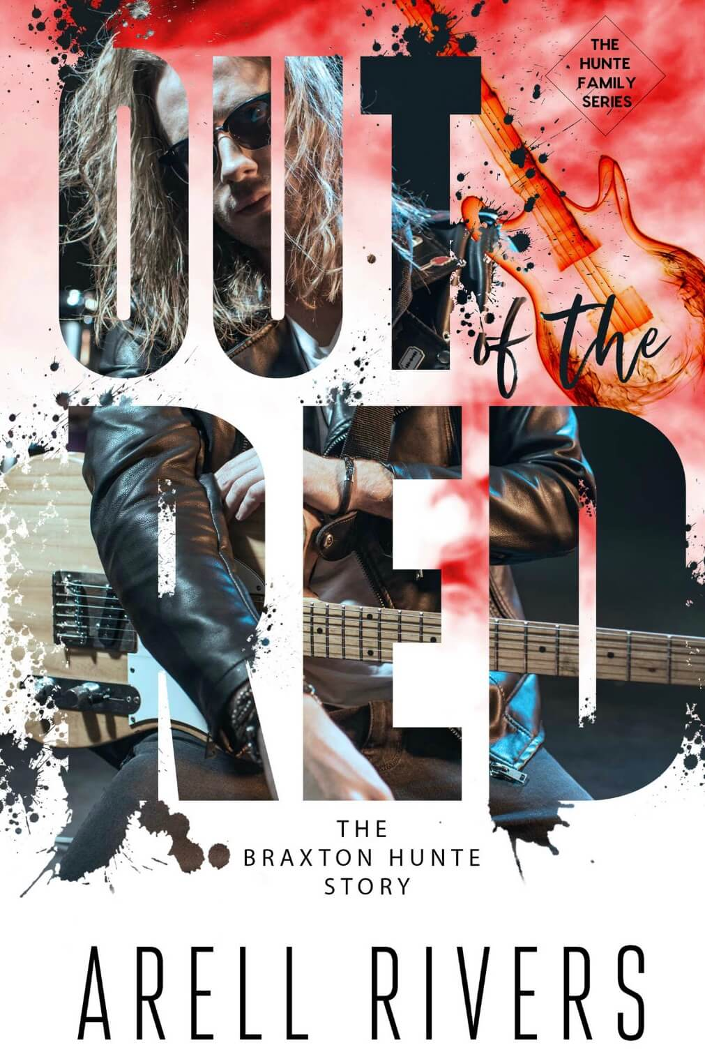 Release Day * Out of the Red (Hunte family series book 1) by  Arell Rivers * Blog Tour * Book Review * Giveaway * Excerpt