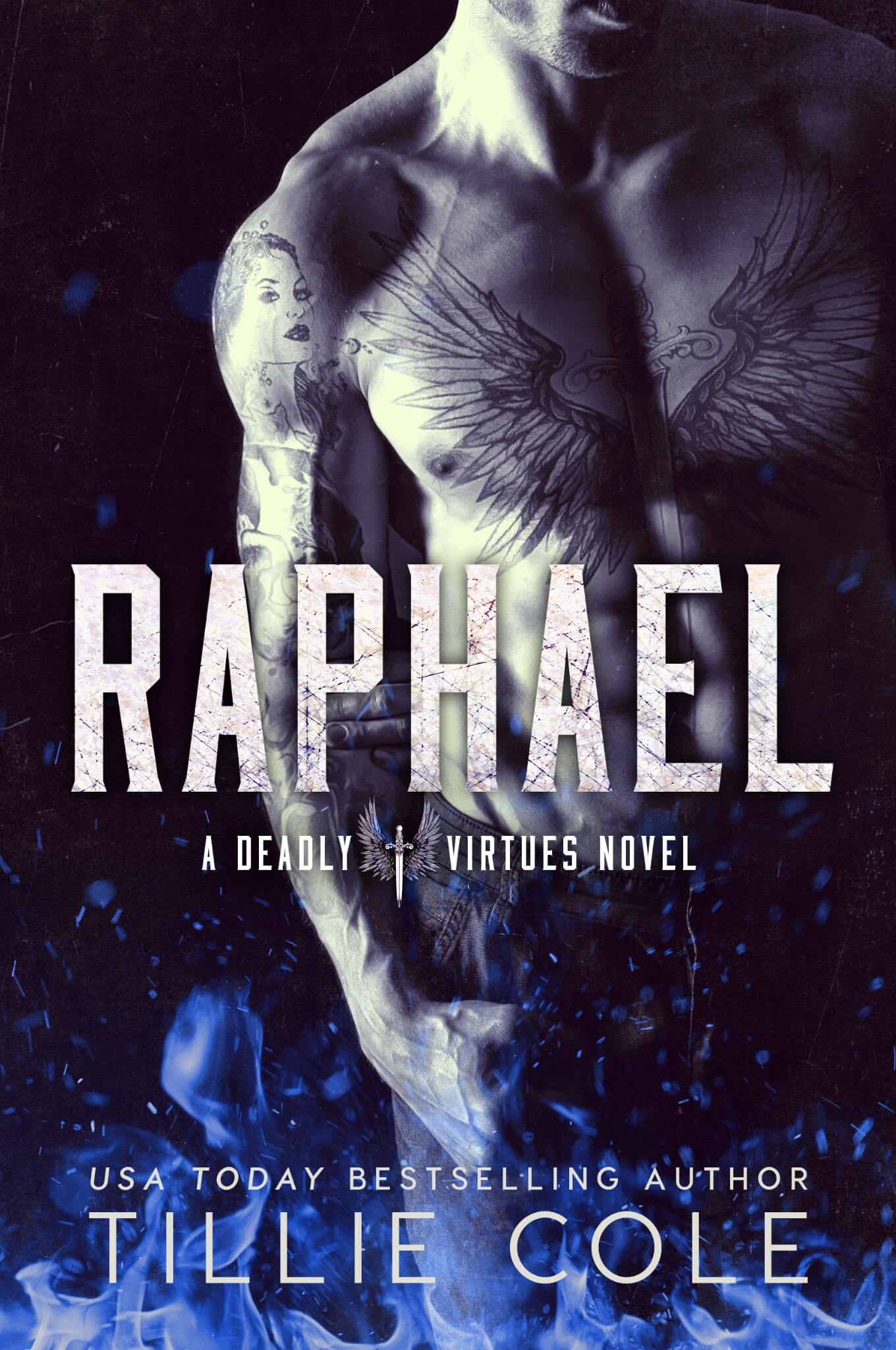 Cover Reveal * Raphael (Deadly Virtues book 1) by Tillie Cole * Coming June 11th