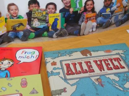 """Das """"Alle Welt""""-Landkartenbuch, Moritz Verlag"""