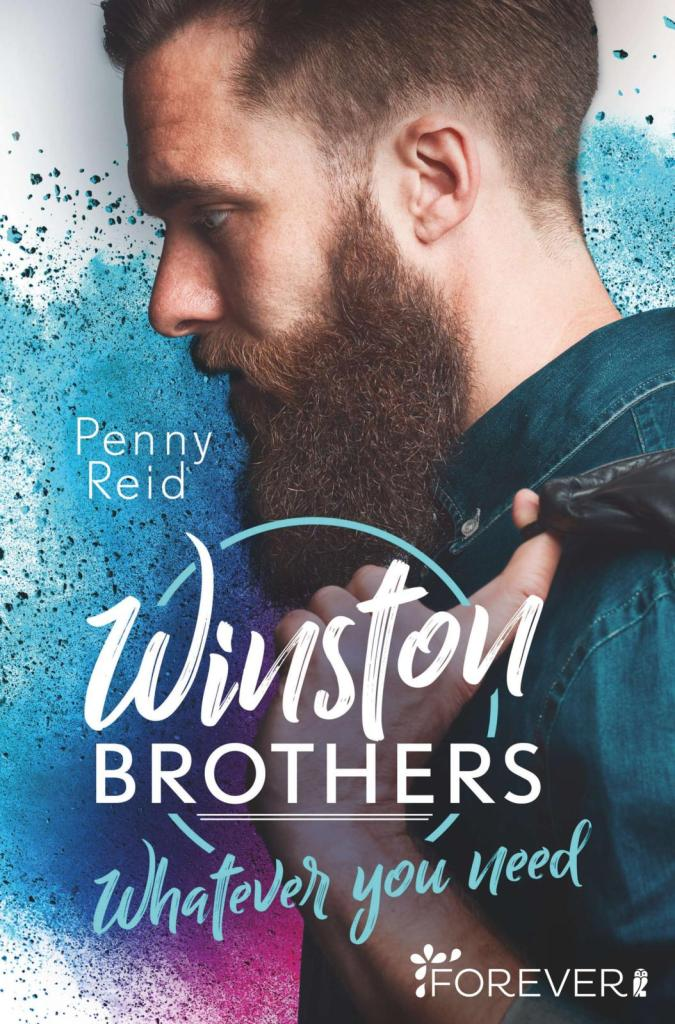 Cover: Whatever you need (Penny Reid)
