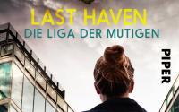 Cover: Die Liga der Mutigen (Lisbeth Jarosch)