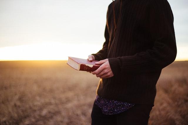 Lyrik lesen – Auf einer Seite die ganze Welt