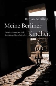 "Buchcover ""Meine Berliner Kindheit"""