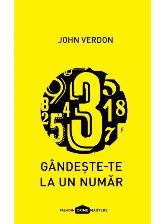 Gândeşte-te la un număr de John Verdon-Editura Paladin-recenzie