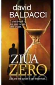 Ziua Zero de David Baldacci-Editura Rao