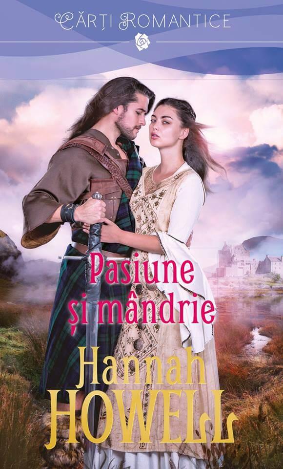 Pasiune şi mândrie de Hannah Howell-Cărţi Romantice-prezentare