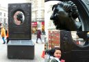 Conhecendo o memorial Agatha Christie em Londres